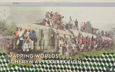 Mapping Worlds: Scheryn Art Collection
