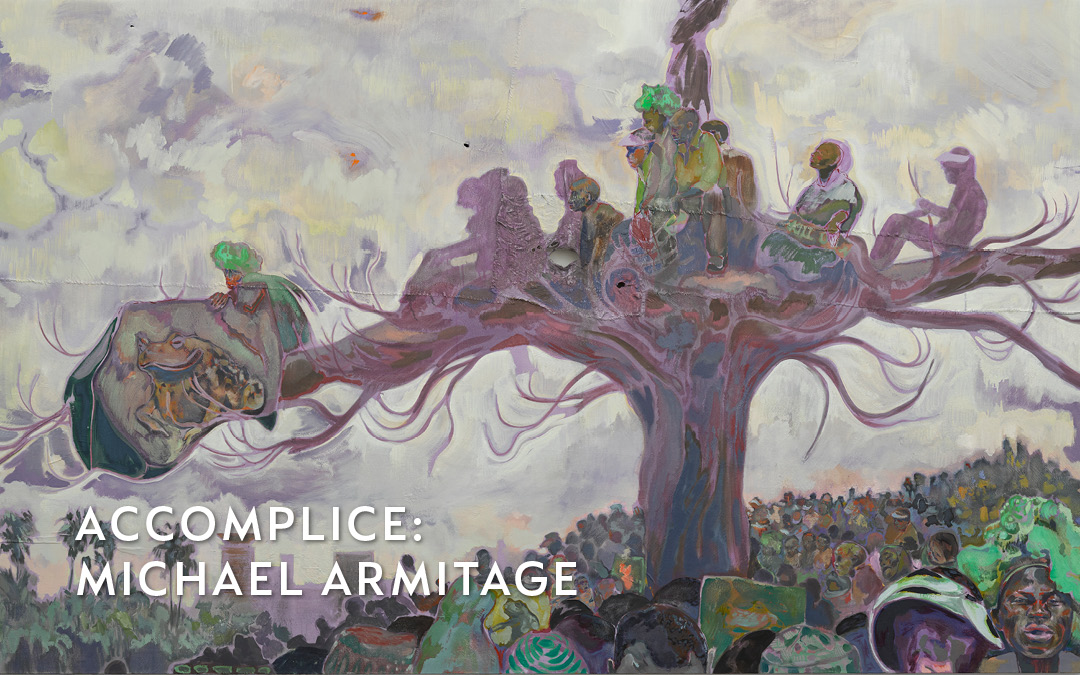 Accomplice: Michael Armitage