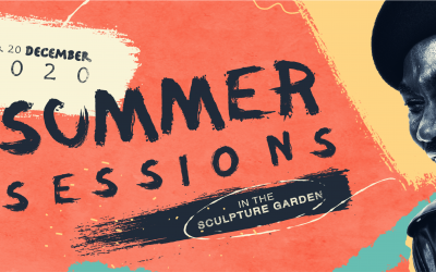 Summer Sessions in the Sculpture Garden