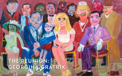The Reunion: Georgina Gratrix